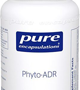 Pure Encapsulations – Phyto-ADR – Hypoallergenic Adrenal Support Formula for Vegetarians* – 60 Capsules